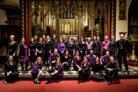 The choir at St Paul's Knightsbridge